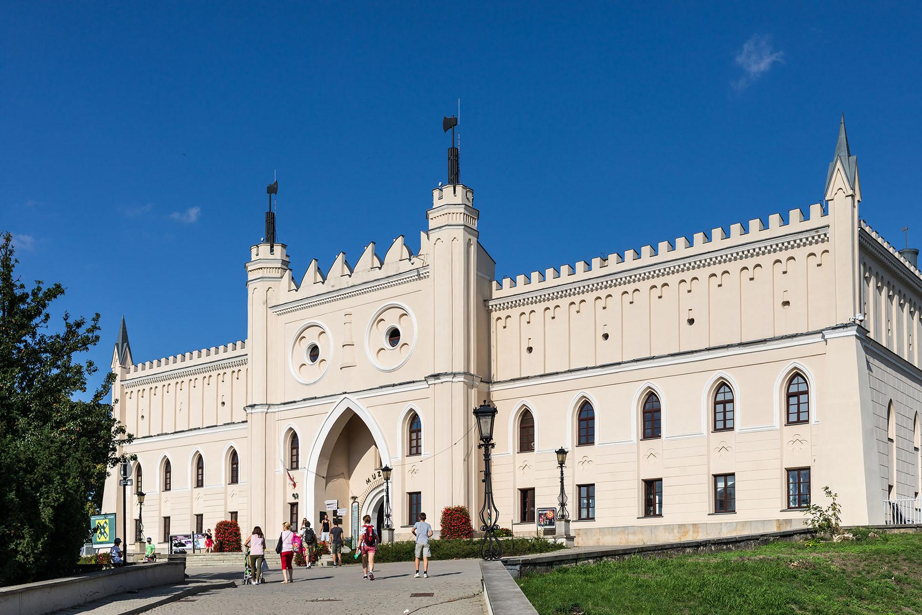 Royal Castle of Lublin, Poland